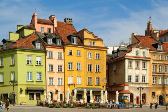 опыт работы в Польше